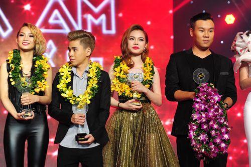 Khoảnh khắc khó quên đêm Gala trao giải The Remix - Ảnh 16