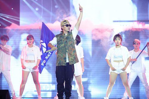 Khoảnh khắc khó quên đêm Gala trao giải The Remix - Ảnh 2