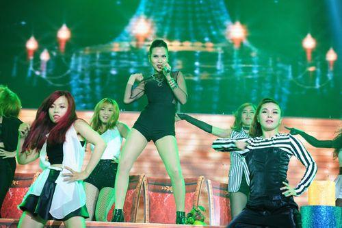 Khoảnh khắc khó quên đêm Gala trao giải The Remix - Ảnh 3