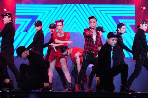 Khoảnh khắc khó quên đêm Gala trao giải The Remix - Ảnh 5