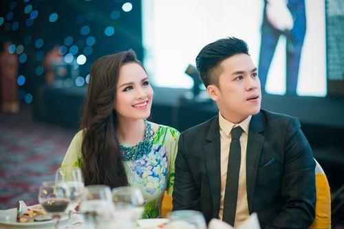 Chồng sắp cưới điển trai hộ tống Diễm Hương gặp gỡ hoa hậu Riyo Mori - Ảnh 9