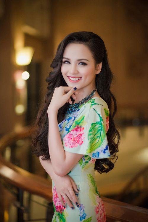 Chồng sắp cưới điển trai hộ tống Diễm Hương gặp gỡ hoa hậu Riyo Mori - Ảnh 11