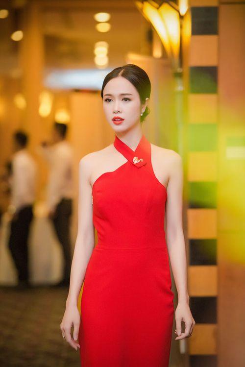 Chồng sắp cưới điển trai hộ tống Diễm Hương gặp gỡ hoa hậu Riyo Mori - Ảnh 14