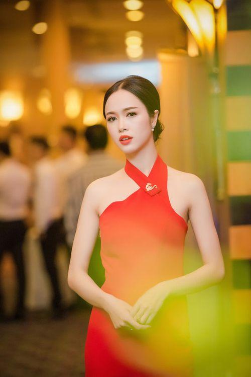 Chồng sắp cưới điển trai hộ tống Diễm Hương gặp gỡ hoa hậu Riyo Mori - Ảnh 15