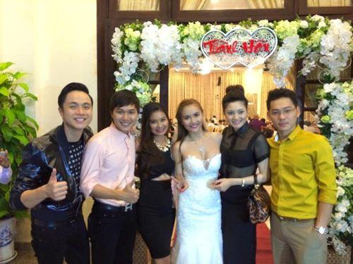 Anh Thúy X Factor bất ngờ kết hôn cùng nhạc sĩ Bảo Huy - Ảnh 1