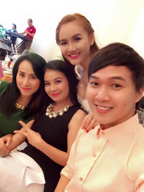 Anh Thúy X Factor bất ngờ kết hôn cùng nhạc sĩ Bảo Huy - Ảnh 2