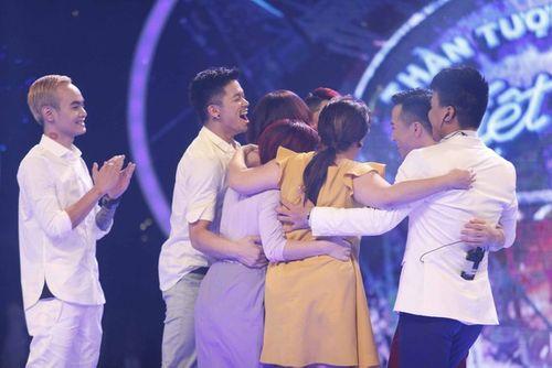 """Vietnam Idol 2015: Hà Nhi bất ngờ được BGK """"cứu"""" vào phút chót - Ảnh 4"""