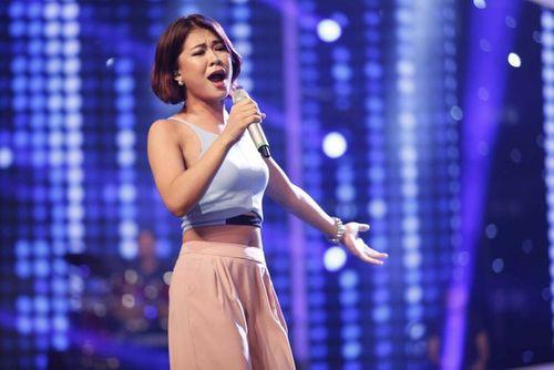 """Vietnam Idol 2015: Hà Nhi bất ngờ được BGK """"cứu"""" vào phút chót - Ảnh 2"""