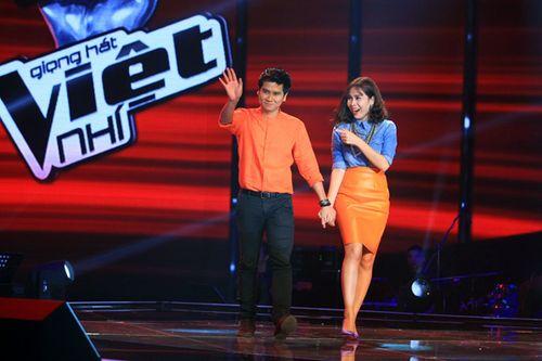 """Vợ chồng Giang - Hồ xác nhận ngồi """"ghế nóng"""" The Voice Kids 2015 - Ảnh 2"""