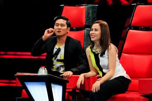 """Vợ chồng Giang - Hồ xác nhận ngồi """"ghế nóng"""" The Voice Kids 2015 - Ảnh 1"""