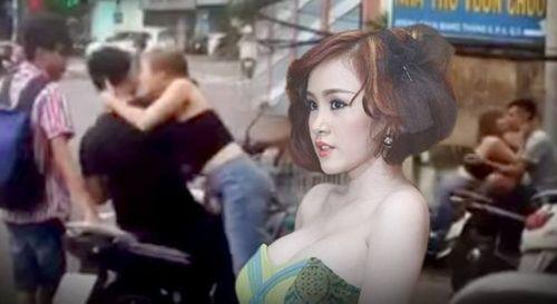Clip sốc: Bà Tưng bất ngờ cưỡng hôn nhiều trai lạ trên phố - Ảnh 2