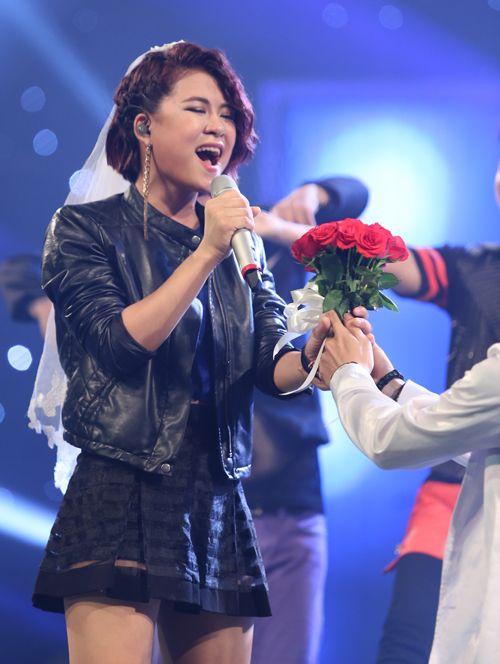 """""""Ma cà rồng"""" Ngọc Việt bất ngờ chia tay Vietnam Idol 2015 - Ảnh 6"""