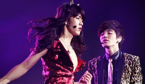 Cười chảy nước mắt với những màn giả gái của sao Hàn - Ảnh 7