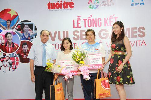 Phương Thanh, Đặng Thu Thảo nghẹn ngào kể kỷ niệm SEA Games - Ảnh 2