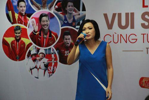 Phương Thanh, Đặng Thu Thảo nghẹn ngào kể kỷ niệm SEA Games - Ảnh 6