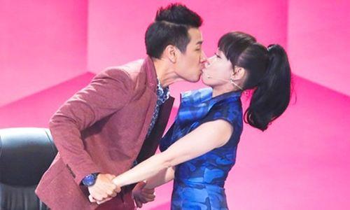 Sao Việt phản ứng thế nào khi bị cưỡng hôn như Kiss Cam? - Ảnh 13