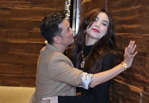 Sao Việt phản ứng thế nào khi bị cưỡng hôn như Kiss Cam? - Ảnh 6