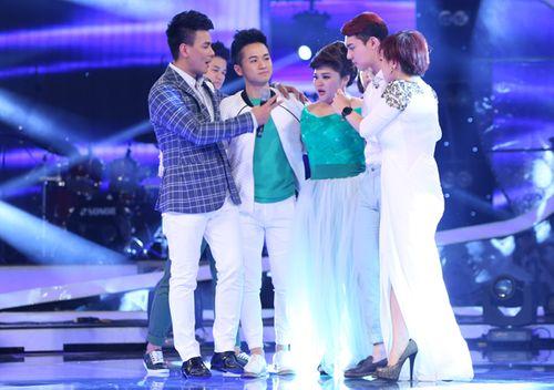 Vietnam Idol 2015: Trọng Hiếu tỏa sáng, hot boy Nguyễn Duy dừng chân - Ảnh 7