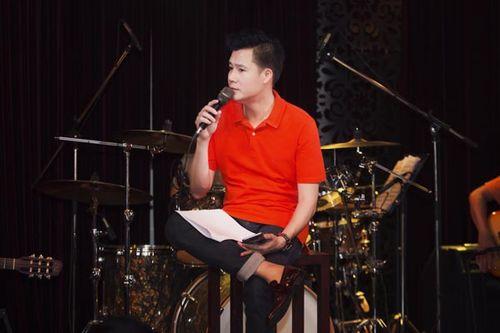 Thanh Thảo mặc gợi cảm, tựa vai Quang Dũng hát tình ca - Ảnh 8