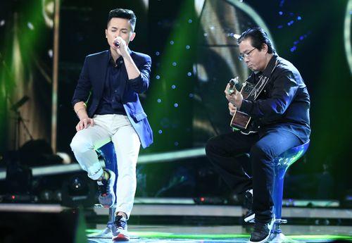 Vietnam Idol 2015 Gala 2: Thí sinh thiếu đột phá khiến giám khảo thất vọng - Ảnh 3