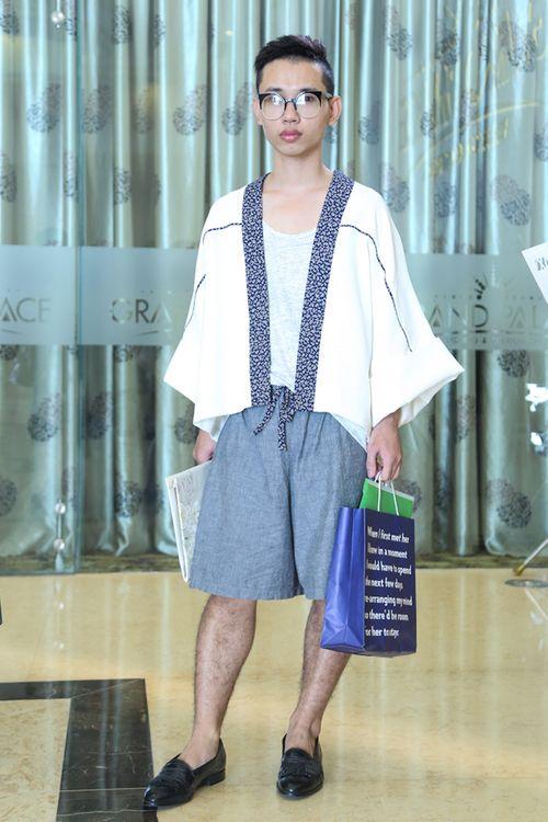 """Choáng vì trang phục """"khó đỡ"""" của thí sinh Project Runway 2015 - Ảnh 7"""