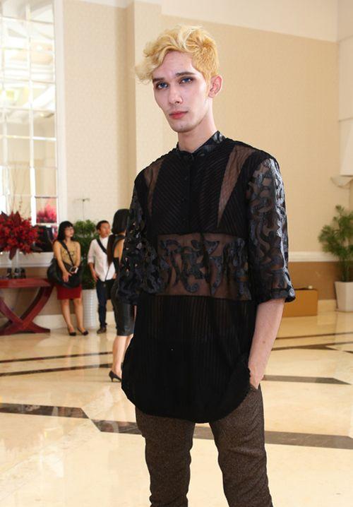 """Choáng vì trang phục """"khó đỡ"""" của thí sinh Project Runway 2015 - Ảnh 8"""