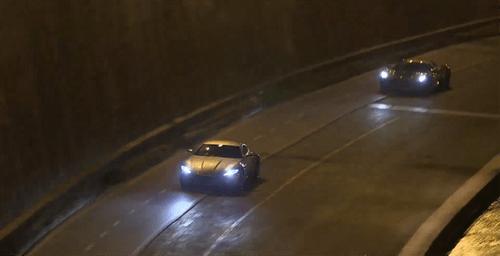 Điệp viên 007 khoe dàn siêu xe hoành tráng tại Rome - Ảnh 3