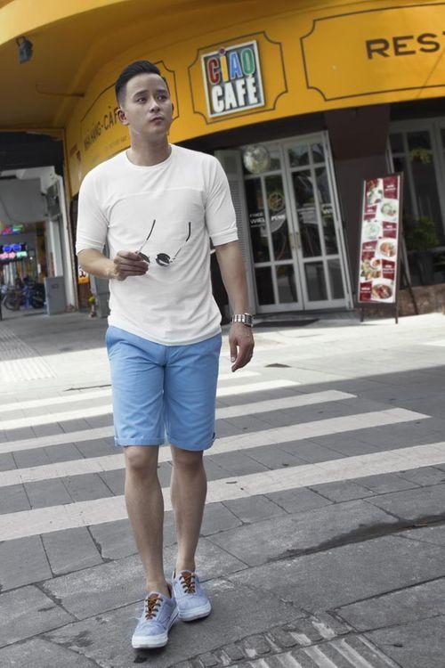 """Justin Nguyễn nam tính """"chết người"""" trong ngày trở về - Ảnh 3"""