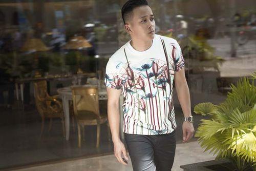 """Justin Nguyễn nam tính """"chết người"""" trong ngày trở về - Ảnh 10"""