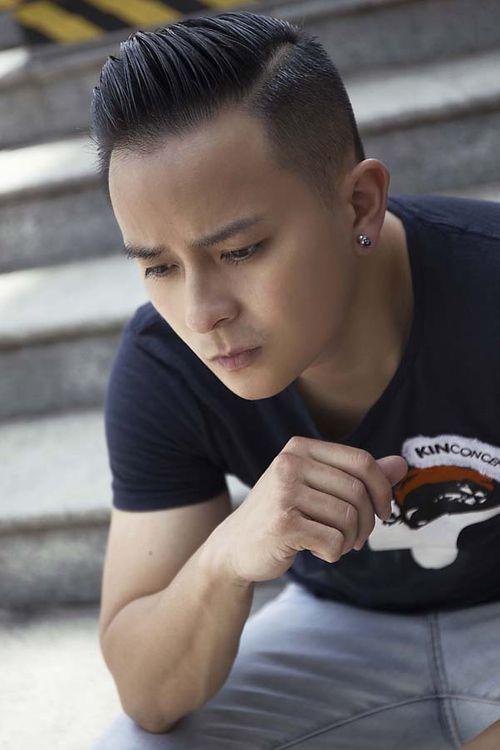 """Justin Nguyễn nam tính """"chết người"""" trong ngày trở về - Ảnh 11"""
