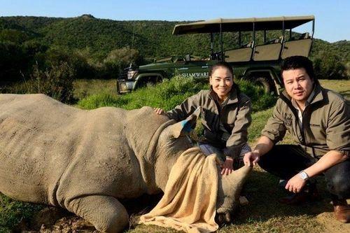 """Thu Minh: """"Đại sứ bảo vệ động vật hoang dã không phải thánh nhân ăn chay"""" - Ảnh 2"""