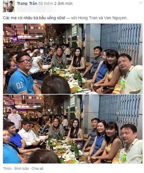 Nghi vấn người mẫu Trang Trần mang thai 6 tuần? - Ảnh 4