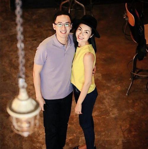 Vợ chồng Tăng Thanh Hà hạnh phúc kỷ niệm 3 năm ngày cưới - Ảnh 3