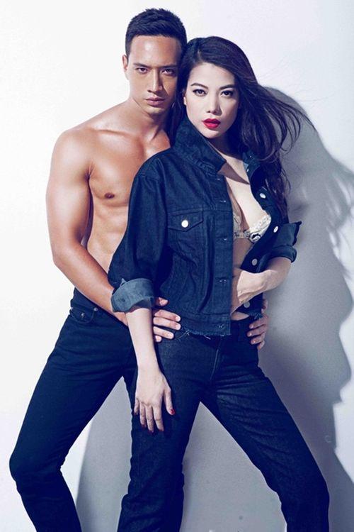 Điểm danh những cặp đôi phim giả tình thật của showbiz Việt - Ảnh 1