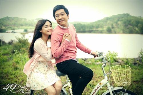 Điểm danh những cặp đôi phim giả tình thật của showbiz Việt - Ảnh 4