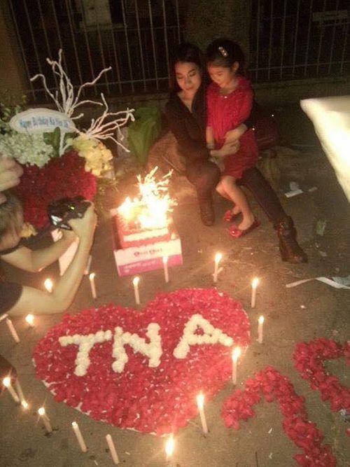 Trương Ngọc Ánh tai nạn trên trường quay đúng ngày sinh nhật - Ảnh 4