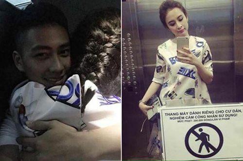 """Lộ ảnh chàng cảnh sát """"đẹp trai như tài tử"""" hôn Angela Phương Trinh trên ô tô - Ảnh 2"""