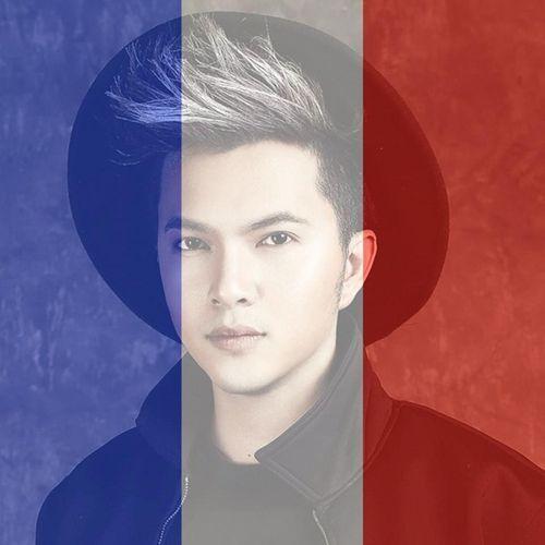 Sao Việt thay avatar cờ Pháp cầu nguyện cho Paris - Ảnh 11