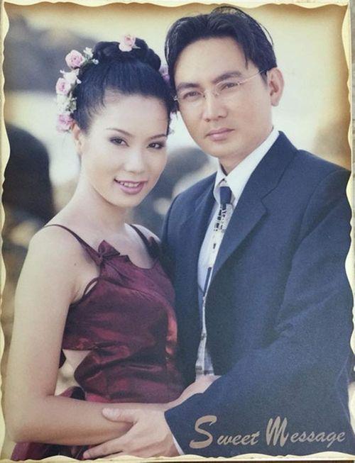 Ảnh cưới đặc biệt và chuyện tình ly kỳ của các sao thập niên 90 - Ảnh 9
