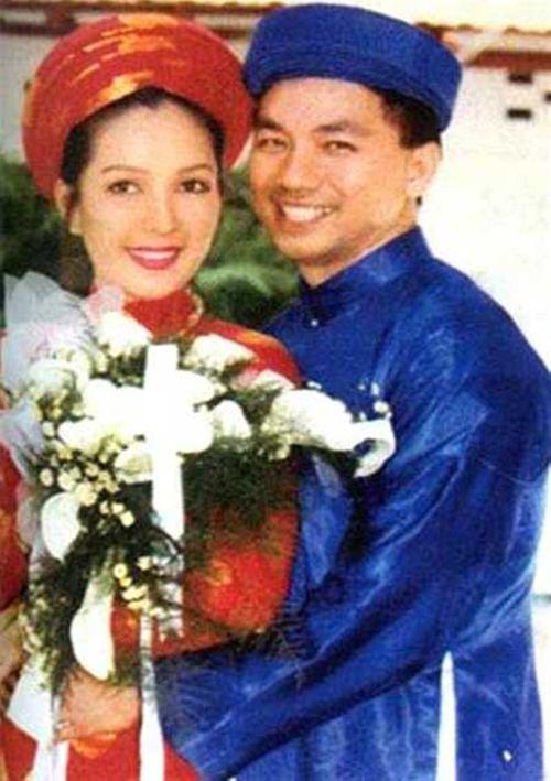 Ảnh cưới đặc biệt và chuyện tình ly kỳ của các sao thập niên 90 - Ảnh 4