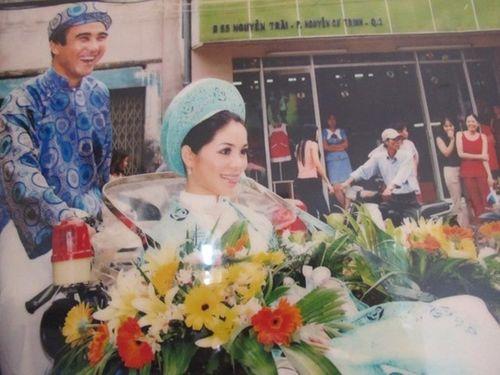 Ảnh cưới đặc biệt và chuyện tình ly kỳ của các sao thập niên 90 - Ảnh 7