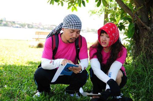 Con đường dấn chân vào showbiz Việt của cô gái Hàn Quốc Hari Won - Ảnh 2