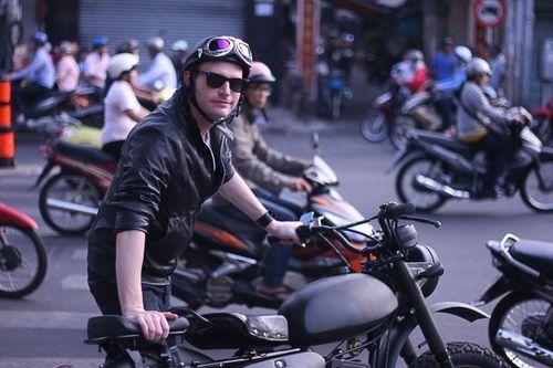 Kyo York - Chàng ca sĩ ngoại quốc khiến người Việt hiểu hơn ý nghĩa tiếng mẹ đẻ - Ảnh 3