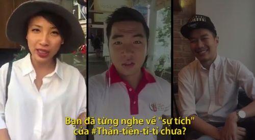 """""""Những kẻ lắm lời"""" làm video """"đáp trả"""" Hoa hậu Đặng Thu Thảo - Ảnh 3"""