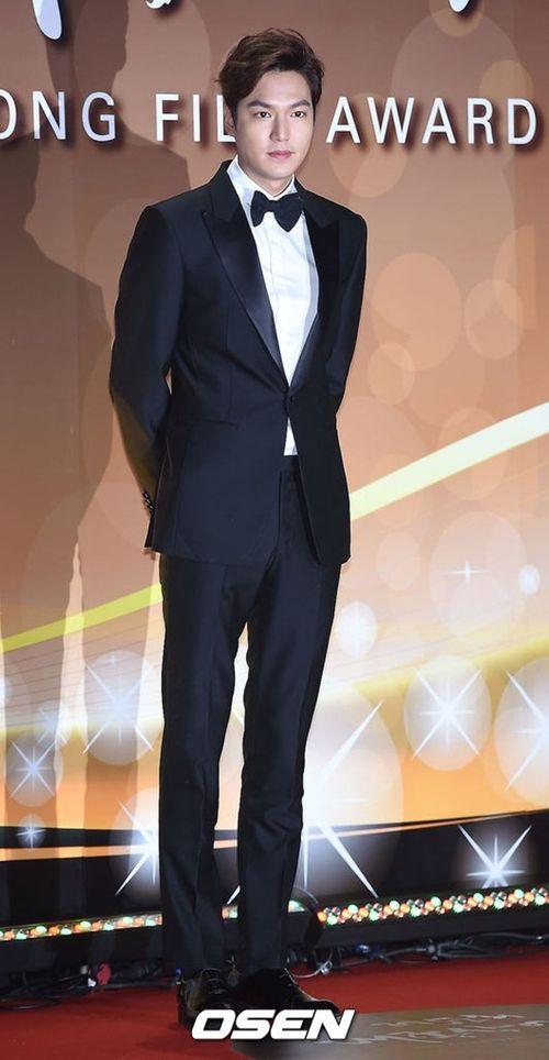Lee Min Ho chiến thắng ở lễ trao giải bị ghẻ lạnh của Hàn Quốc - Ảnh 1