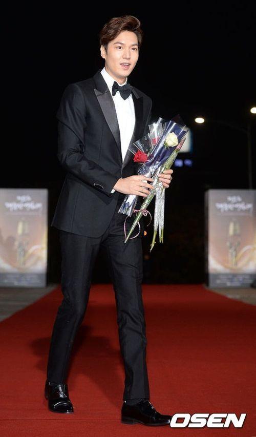 Lee Min Ho chiến thắng ở lễ trao giải bị ghẻ lạnh của Hàn Quốc - Ảnh 2