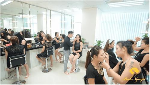 Bich Nguyet Beauty Academy ưu đãi 100% học phí tháng 11 - Ảnh 3
