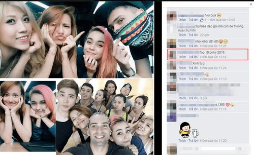 """Hồng Quế, Trang Pháp, Khánh My tham gia """"Bước nhảy hoàn vũ 2016""""? - Ảnh 2"""