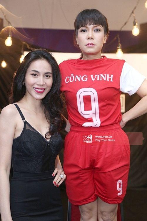 Thủy Tiên ngăn cản Công Vinh tham gia gameshow vì... sợ mất chồng - Ảnh 4