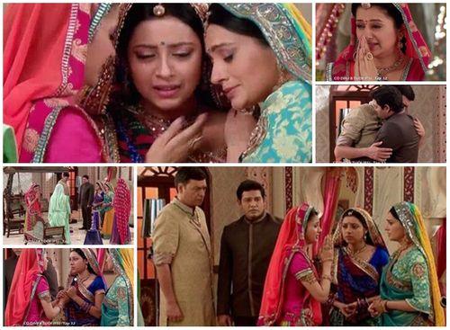 Cô dâu 8 tuổi phần 5 tập 32: Basant, Gehna và Nandu nhận ra lỗi lầm - Ảnh 4